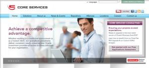 Core Services Corporation